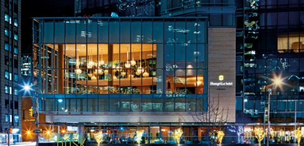 Shangri La hotel Toronto